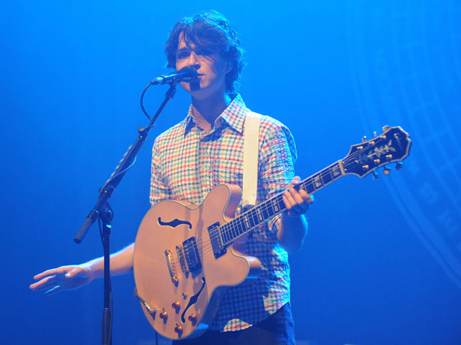 Vampire Weekend - TBC: Vampire Weekend have announced that the follow up to their 2010 album Contra could be released as early as Spring this year. Ezra Koenig recently described the album to Q as 'dark' and 'organic'.